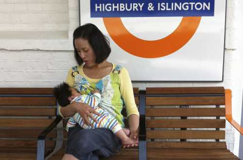 Infant Feeding and Relationship Building (Haringey)