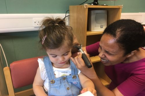Children's Audiology (Hearing) Service