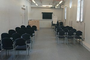 Trevor Clay Room 1 (capacity 40)