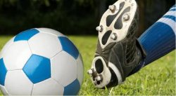 Football boot image